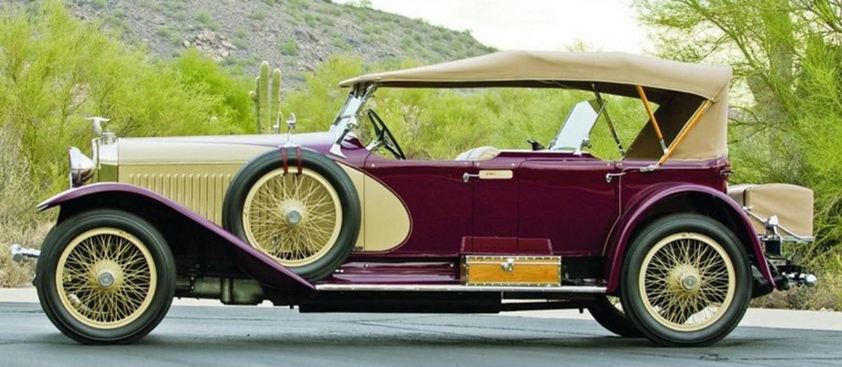 Hispano-Suiza car