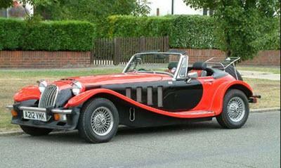 Panther car